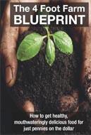 4 Foot Farm Blueprint by Sam McCoy