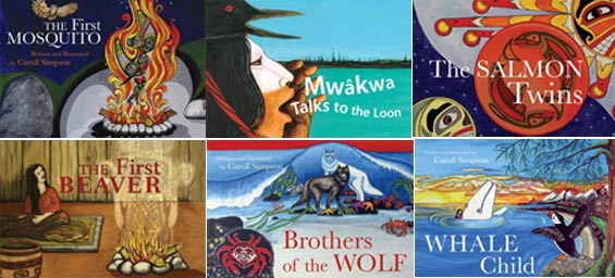 November is all about First Nations' stories