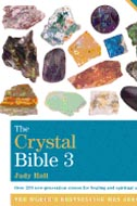 Crystal Bible Volume3 by Judy Hall