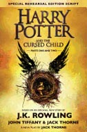 Harry Potter and the Cursed Child - Parts One & Two by J.K. Rowling