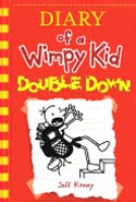 Double Down Diary of a Wimpy Kid Book 11 by Jeff Kinney