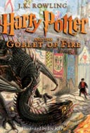 The Goblet of Fire - Illustrated Edition by J. K. Rowling