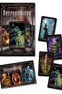Necronomicon Tarot Cards by Anne Stokes