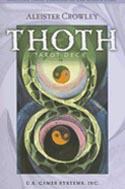 Thoth Tarot Cards by Aleister Crowley