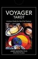 Voyager: Intuition Cards with Guidebook by James Wanless